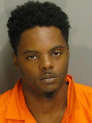 Javaris Cole is charged with robbery