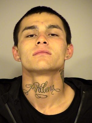Christopher Czechorowski was arrested May 11 after a stolen vehicle pursuit turned into a foot chase in Ventura.