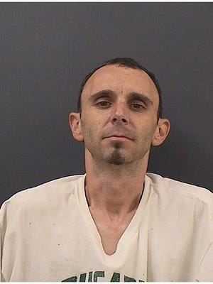 Todd Jackson Douglas was arrested for sexual battery.