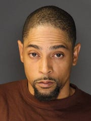 Jason Parris, of Nyack, was charged with weapon and drug possession.
