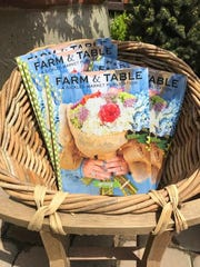 Sickles Market's Farm & Table magazine, a quarterly publication, is available at the Little Silver market.