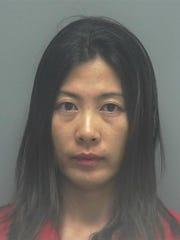 Zhang Jing, 32, of Naples