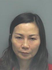 Ziyi Lang, 44, of Naples
