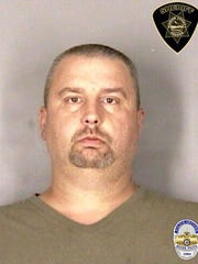 Joseph Ahre, 41, of Hubbard, was arrested during an underage prostitution sting Saturday.