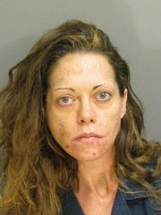 Patricia Dempsey is charged with trafficking in synthetic controlled substances