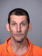 This is a 2013 mugshot of Nicholas Johnston who served