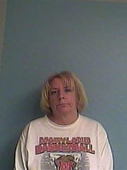 Lisa Bostrom, 55, is wanted by police for failing to appear after being released from custody under new state rules on monetary bail.