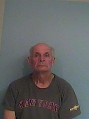 Garry Doherty, 61, is wanted by police for failing to appear after being released from custody under new state rules on monetary bail.