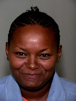 Demitres Robertson, 38, has violated her probation four times.  Will she get a fifth chance?