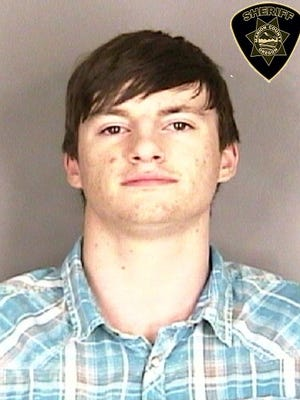 Patrick Finegan, 19, of Salem, was arrested on 12 counts involving the sexual abuse and luring of a girl under the age of 14.