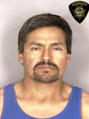Odilon Jimenez-Ramos, 48, of Independence was arrested for allegedly violating a restraining order 216 times.