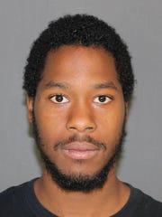 Essa McGougain, 21, of Peekskill was arrested on July
