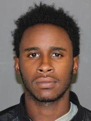 Akeem Joseph, 20, was arrested in Peekskill on July