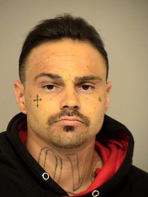 Richard Blume was arrested in Ventura following a domestic dispute.