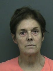 Dorothy Adler, 74, has been charged with animal abuse