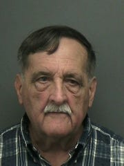 Louis Jerome Adler, 76, of Stony Point has been charged