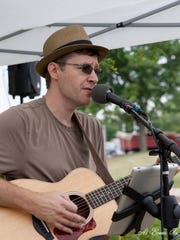Stuart Benbow of Westland will return to this year's fair in the Superstar Contest.