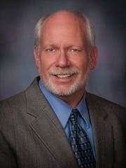 City Councilman Dave Clark is running for re-election for the Ward IV seat of the Loveland City Council in the 2017 election.