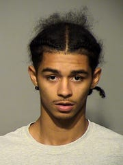 Antonio R. Price, 18, was charged with two counts of burglary, two counts of theft and operating a motor vehicle without owner's consent.