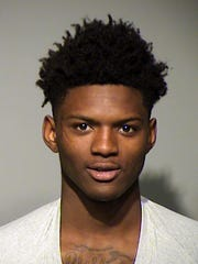 Tybress J. Cannon, 18, was charged with two counts of burglary, two counts of theft, felony criminal damage and operating a motor vehicle without owner's consent.