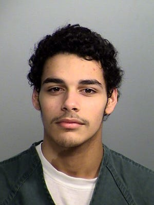 Jaylen Thomas, 16, was arrested in connection with a drug robbery that led to the death of 20-year-old Jacob Arnett.