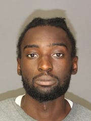 Mamadou Ndao, 24, of New York City was arrested on