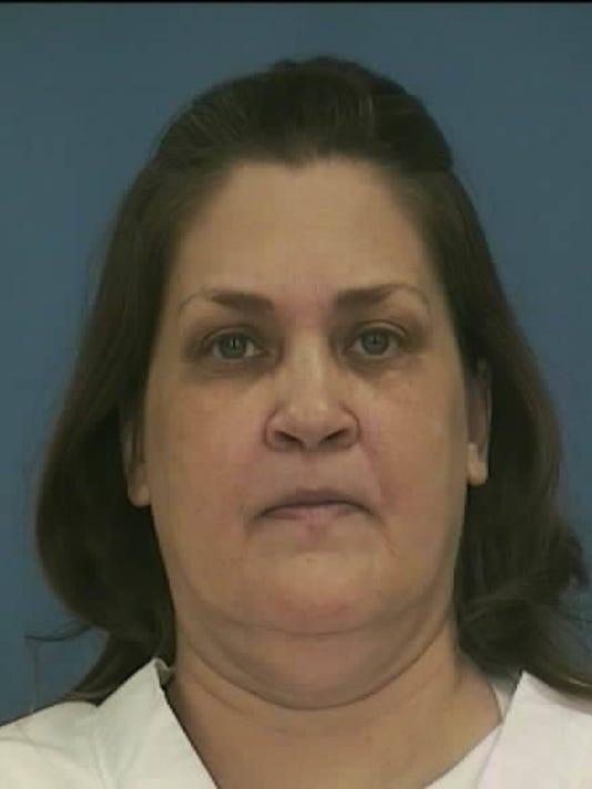 Inmate Patricia Brown