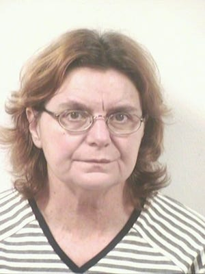 Evelyn Dorman, 63, of Crisfield faces 34 charges after investigators say she mailed Suboxone to multiple Wicomico County Detention Center inmates.