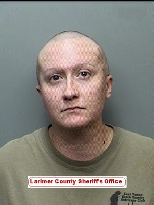 Brittany Schoonover was arrested Dec. 12 after displaying a gun to a faculty member at Front Range Community College.