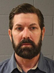 Sean Timothy O'Neill's booking photo from his Jan. 2 arrest.