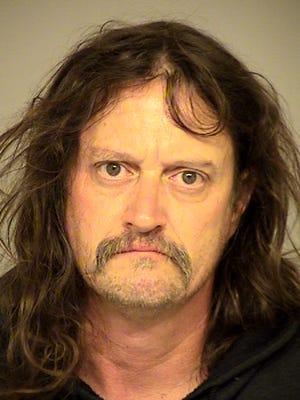 Karl Brooks, 47, of Ventura, was arrested Thursday on suspicion of possessing and selling methamphetamine.