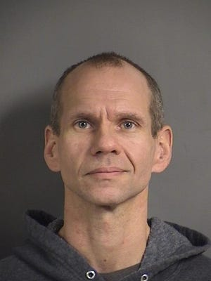 William S. Porter, 42, has been arrested and will be charged with first-degree robbery in the armed robbery of Romantix adult entertainment store on Jan. 7, 2018.