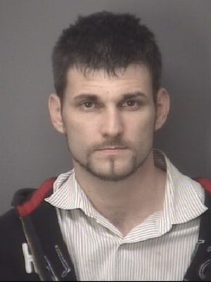 Pictured is Brian Shenk. A photograph of Jennifer Shenk was not available.