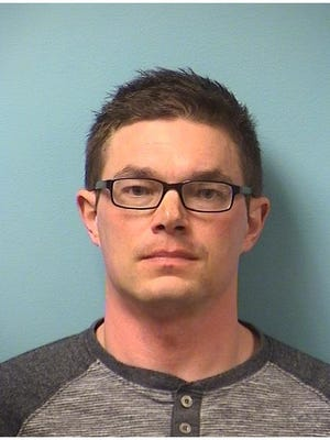 Christopher Micahel Denbrook is charged with one felony count of domestic assault.