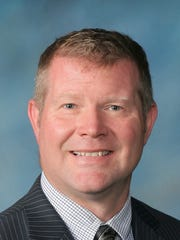 Blake Peuse, St. Francis School District superintendent