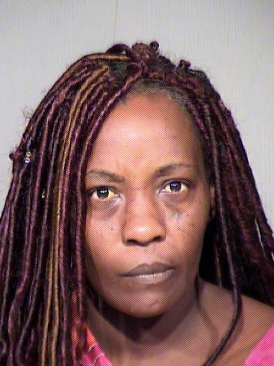 Son Shocked-Mother Arrested
