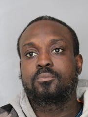 Troy Sanders, 33, of Laurel, has been charged with first-degree conspiracy and resisting arrest.