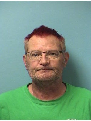 David Jack Delano, 51, is charged with two counts of felony domestic assault, one count of felony terroristic threats.