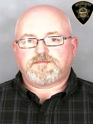 Chuck Ruby, 47, of Salem, is charged with raping and assaulting a woman repeatedly.