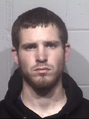 Patrick Nolan, 21, of Parksburg, Pennsylvania.