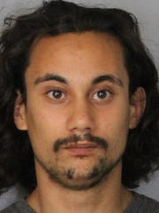 Miguiel Miranda, 21, has been charged with possession