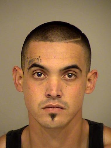 John Martin, 23, of Oxnard, was arrested after an investigation