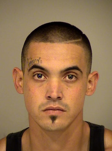 John Martin, 23, of Oxnard, was arrested after an investigation
