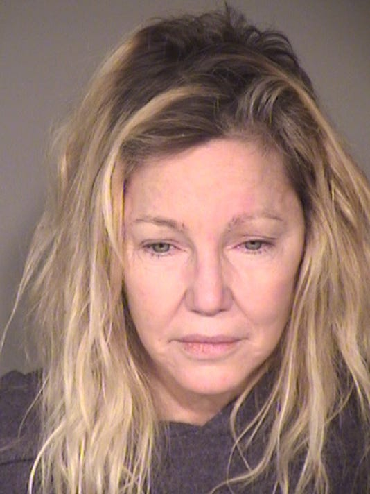 heather locklear arrested charged with attacking first responders