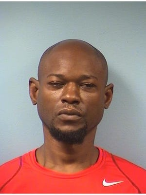 Irving Van Marsaw, 45, of St. Cloud booked on domestic assault and threats of violence charges.