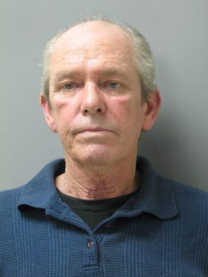 Earl A. Antonio, 65, was arrested for his fifth DUI.