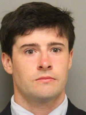 Joseph Bidwick, 23, of Brookeville, Maryland.