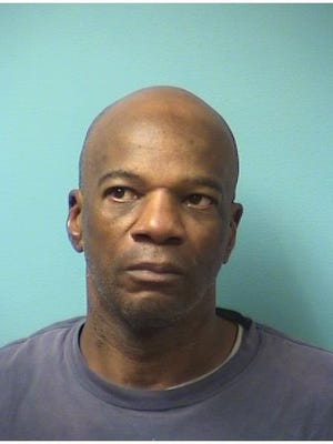 Efrem Andre Jackson, 59, charged with felony-level domestic assault and terroristic threats.
