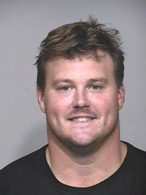 Ex-NFL star Richie Incognito was arrested Monday after police say he threatened to shoot employees at a Scottsdale funeral home where he was trying to make arrangements for his father. Police were called to the Messinger Pinnacle Peak Mortuary at about 3:30 p.m. Monday on reports of disorderly conduct. Officers were told the former Buffalo Bills lineman was upset with staff, damaged property inside the business and shouted at employees.