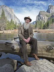 Lee Stetson portrays naturalist and conservationist